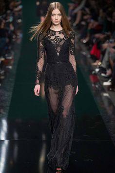 Elie Saab colección prêt-à-porter otoño-invierno 2014/15 - Paris Fashion Week