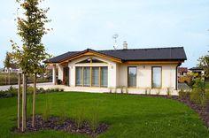 Kategorie realizované typové domy - hlasování čtenářů, 2. místo, bungalov Minerva