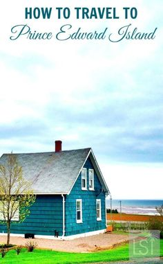 Lighthouses, seafood, and a great arts and culture scene - there are many reasons to travel to Canada's smallest province. Here's how to travel to Prince Edward Island and where to stay when you do so. #canadatravel #culturetravel