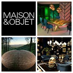 """Maison & Objet è sinonimo di interior design, creatività e passione. Scopri la nuova concezione de """"Il Silenzio"""", tema focale di uno degli appuntamenti più importanti del design europeo. >>  http://ow.ly/MGhd3087PXB Visita il nostro sito www.ctasrl.com e scarica le nostre brochure su: http://bit.ly/1nhrLQM #tessuti #interiordesign #tendaggi #textile #textiles #fabric #homedecor #homedesign #hometextile #decoration"""