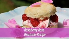 This raspberry shortcake recipe is an incredibly pretty and dessert. It's a treat for both the eyes and the palate. Here is how you can make this delight:  #delicious #recipes #EasyRecipes #desserts #healthyfood  #healthyeating