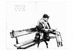 Urbino mostre: Alessandro Carloni in SKETCHBOOKS a Casa Natale Raffaello