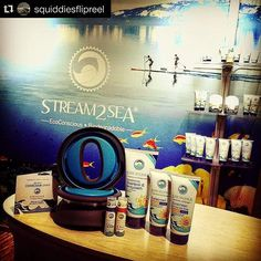 Thank you @squiddiesflipreel for the awesome shot and for being a great Neighbor at the #ORShow. #Stream2Sea #ORSM2015 #OutdoorRetailerShow #OutdoorRetailer #Fishing #ProtectYourBait ... #Stream2Sea #MarineSafety #EcoConscious #Biodegradable #SkinCare #NaturalProducts #NaturalSunscreen #NonToxic #BodyCare #scuba #ScubaGirls #ScubaDiving #UnderwaterLife #SeaLife #CoralReef #ReefProtection #ProtectWhatYouLove #GetInvolved #OceanSafe #sunscreen #NaturalSunscreen #TitaniumDioxide…