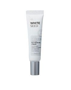 Tinh chất đặc trị thâm nám White Seed Pure Vitamin 10% Ampoule