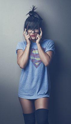 @Amanda Snelson Roberto - a photo shot for matt SEXY FEMALE SUPER HEROES
