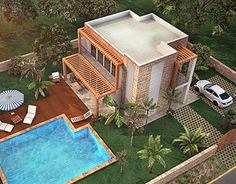 "Check out new work on my @Behance portfolio: ""villa design & render"" http://be.net/gallery/53834933/villa-design-render"