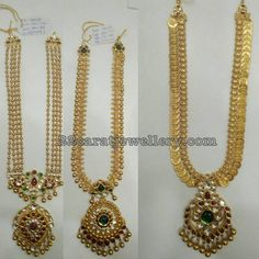 Latest Collection of best Indian Jewellery Designs. Pendant Jewelry, Gold Jewelry, Beaded Jewelry, Jewellery, Gold Necklace, Gold Pendant, Diamond Pendant, Jewelry Box, Gold Haram Designs
