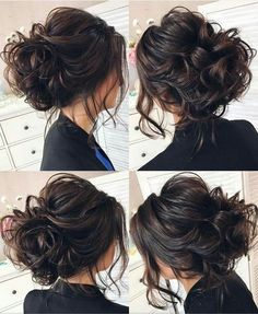 Hairstyles updo 16 Trendy Wedding Hairstyles Updo Curly The Bride Prom 16 Trendy Hochzeitsfrisuren Hochsteckfrisur Curly The Bride Prom, Wedding Hairstyles Tutorial, Wedding Hairstyles For Long Hair, Wedding Hair And Makeup, Down Hairstyles, Hair Makeup, Hairstyle Ideas, Prom Hairstyles, Trendy Hairstyles, Wedding Hair With Veil Updo