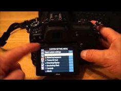 Nikon D750 Menus – My preferences | NIKON-TUTORIALS