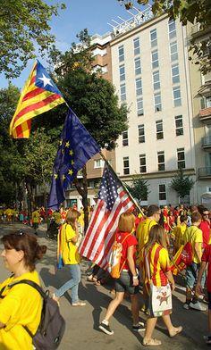 UE i EUA. #11s2014: Barcelona, 11 de setembre de 2014