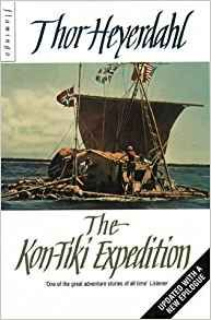The Kon-Tiki Expedition - Heyerdahl, Thor World Of Books, My Books, Second Hand Books Online, Sailing Books, Cheap Used Books, Art Of Manliness, Thing 1, Latest Books, Book Themes