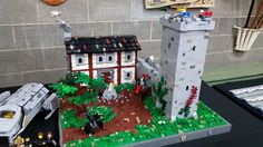 https://flic.kr/p/z1t1XM   Upper Hunter Brick Show 2015   Rainbow Bricks LUG presents Upper Hunter Brick Show. This is the second year we have traveled out to this beautiful area of the Hunter Valley [NSW]. This event was more successful than last years event and we will be returning again for 2016. :-)