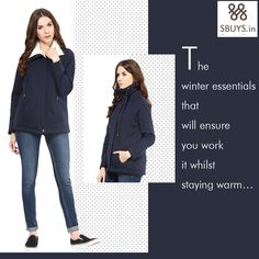Some winter essentials aims to make you stay warm and look cool. #sbuys #winteressential #chillyseason