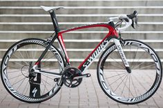 I think you can make the tired screech at top speed on this guy.  2012 Specialized Venge
