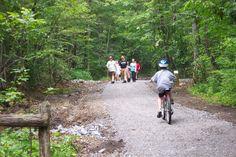 Enjoy a bike ride in Mercer County WV