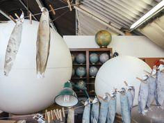 Bellerby  Co. Globemakers London, Studio Visit