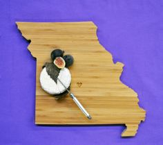 AHeirloom's Missouri State Cutting Board.