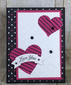 Gift of Love, Sweet & Sassy framelits, Pop of Pink Specialty designer series paper, Stampin' Up!, BJ Peters, #bjpeters, #stampinbj