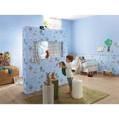 Wallpaper, Photo murals & Walltattoos: Welcome to our photo mural shop We invite you on a trip through the fascinating world of photo murals. The charming view transforms the room in an elegant and i. Photo Mural, Photo Wall, Tree Branches, Toddler Bed, Art Pieces, Kids Rugs, Wallpaper, Frame, Furniture