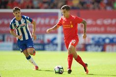 Coutinho shines as attacking trio link-up well – 5 talking points from Wigan Liverpool - Liverpool FC from This Is Anfield Inter Sport, This Is Anfield, Transfer Rumours, Talking Points, Liverpool Fc, Basketball Court, Seasons, Running, Play