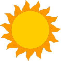 free sun clipart images free to use public domain sun clip art rh pinterest com free clipart sunny day free clipart sunflower