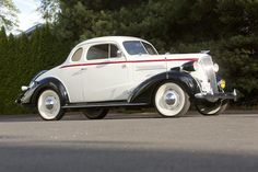 1937 Chevrolet Master Deluxe 'Demonstrator' Sport Coupe.