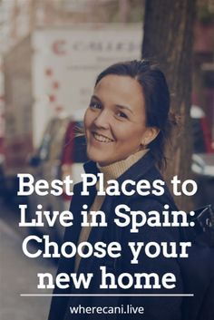 Where is the best place to live in Spain?  Read our article to find out!  #spain #bestplaces #expat #liveabroad #moveabroad Cheapest Places To Live, Best Places To Retire, Teaching Overseas, Spanish Islands, Underwater City, Living In Europe, Cool Countries, Study Abroad, The Good Place