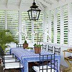 Classic Island Interiors: Natural Lighting