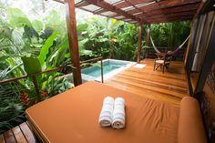 Nayara Springs in La Fortuna de San Carlos, Costa Rica, the #12 romance hotel in the world