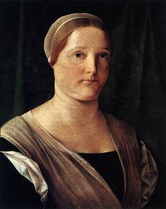 Portrait of a Lady  Lorenzo Lotto