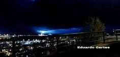 Tormenta eléctrica Gran Canaria 20 noviembre