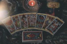 #taro #taro_cards #magic #wicca