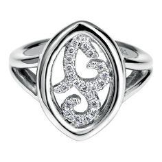 #Gabrielco The perfect gift!  A unique #modern #Ring LR6836SV5JJ