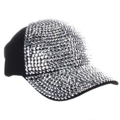 Many colors to choose! Crystal Case Fully Studded Rhinestone Adjustable Cotton Baseball Cap Hat (Black) Crystal Case http://www.amazon.com/dp/B00IZPXIDS/ref=cm_sw_r_pi_dp_-8woub0DBZCV1