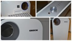 """The Oreck AirInstinct 200 is an air purifier that you can just """"turn on and walk away."""""""