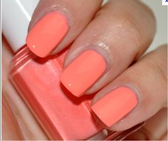 Haute as hello essie nail polish