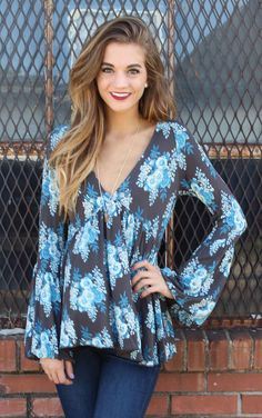 NEW Free People Boho Chic Gypsy Hippy Speak Easy Top Tunic Black Size S-L   Clothing, Shoes & Accessories, Women's Clothing, Tops & Blouses   eBay!