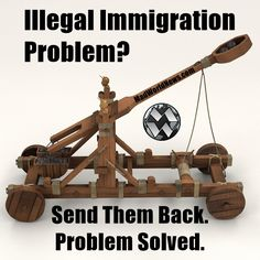 I support LEGAL immigration. Lawbreakers should NOT be rewarded or encouraged.