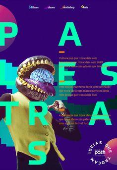 Festival Path em campanha | Clube de Criação