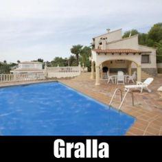 Ferienhaus Moraira Costa Blanca Villa Spanien Gralla