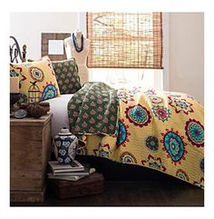 Lush Decor Adrianne 3-pc. Quilt Set at www.younkers.com