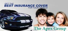 Get the Best #Insurance Cover For Your #Vehicle  THE APEX GROUP