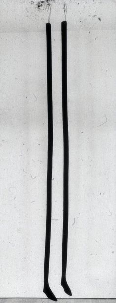 "Louise Bourgeois, ""Legs"", 1986 — Rubber"