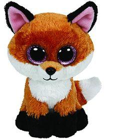 Ty Beanie Boos Slick - Fox TY Beanie Boos http://www.amazon.com/dp/B00S1JY91S/ref=cm_sw_r_pi_dp_Pzs7ub1JC5M69