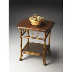 Lamp Table, Butler Specialty Company, Accent Tables Collection
