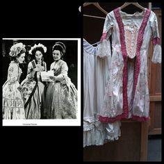 Isabella - Rosalind Ayres costume
