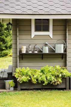 Discover recipes, home ideas, style inspiration and other ideas to try. Outdoor Living, Outdoor Decor, Outdoor Settings, Dream Garden, My Dream Home, Garden Inspiration, Country Style, Outdoor Gardens, Beach House