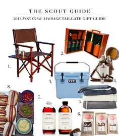 The Scout Guide Time to Tailgate in Style