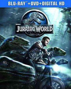 Jurassic World (Blu-ray/DVD) #BlackFridayDeals  Great Movie!!! http://www.overstock.com/Books-Movies-Music-Games/Jurassic-World-Blu-ray-DVD/10418059/product.html?cid=245307