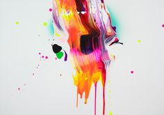 Saturated color,   Yago Hortal